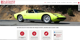 Oldtimer Australia - Specialists in Sports, Racing and Classic Cars